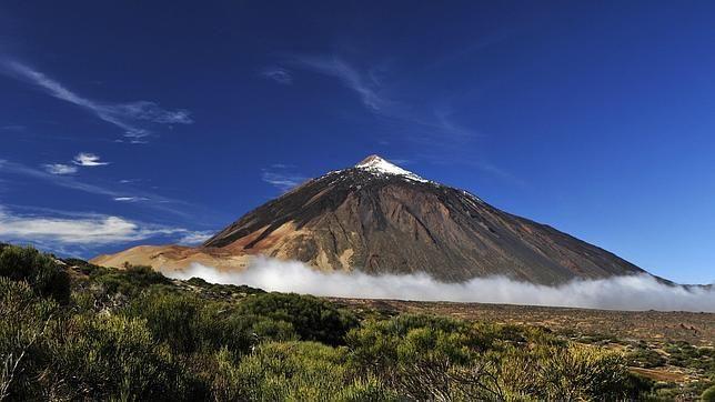 Sabías que el Teide es el pico más alto de España? Situada en la isla de Tenerife!