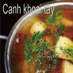 Tiem an HUONG VIET - 料理写真:ジャガイモとディルのスープ