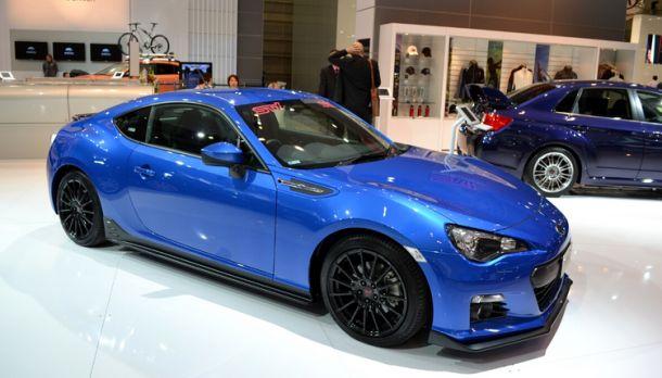 2016 Subaru BRZ Price Convertible