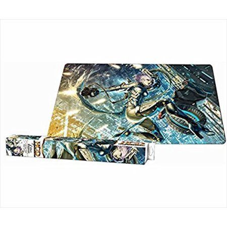 Game Plus Products Cyber Runner Game Mat, Multicolor