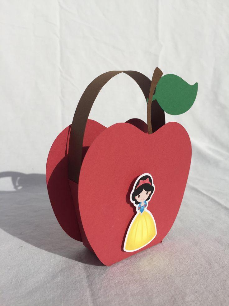 Snow White Party Favors, Snow White Bag, Snow White Birthday Party, Snow White Party Decoration, Snow White, Kids Party Dreams by KidsPartyDreams on Etsy