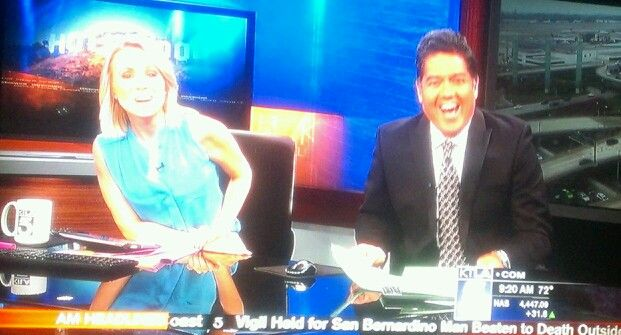 ktLa morning news, too much good stuff...topics, events, happenings, weather the NEWS