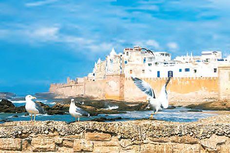 人気の青い町シャウエン&エッサウィラも訪問!モロッコ夢紀行10日間