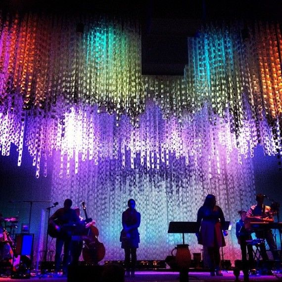 20 best stage design images on pinterest church stage for Backdrop decoration for church