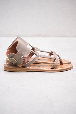 Caravelle Velam Grey Sandal