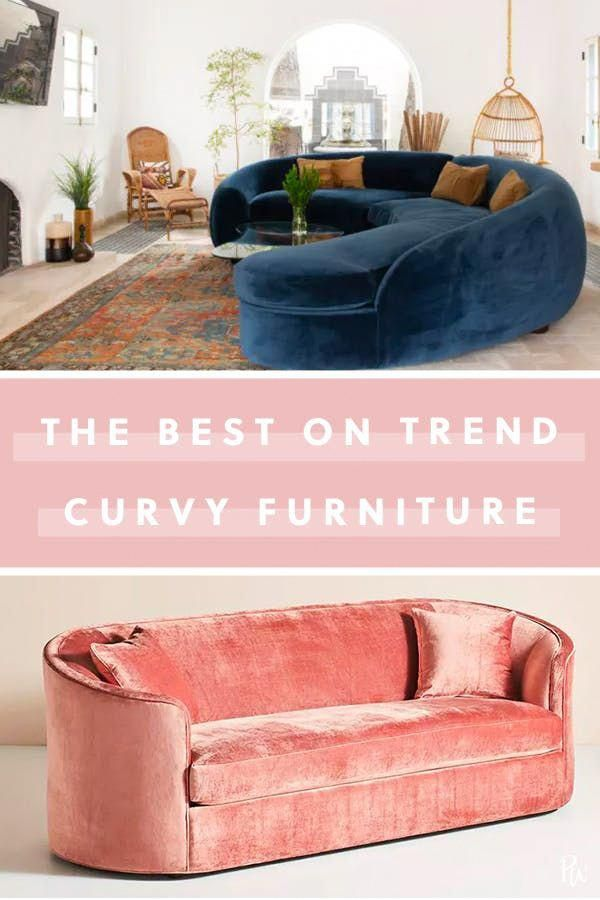 Move Over Mid Century Modern This 70s Design Trend Is Back Baby Purewow Trends Decor Home Interiordecorati Furniture Trends Home Trends Trending Decor