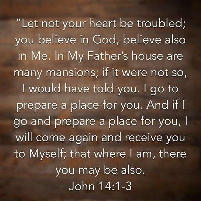 Image result for john 14:1