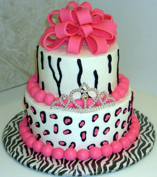 The 19 Best My Birthday Images On Pinterest Animal Print Cakes