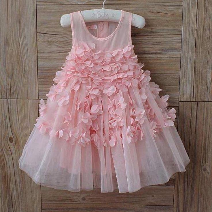 white dress for baby blessing