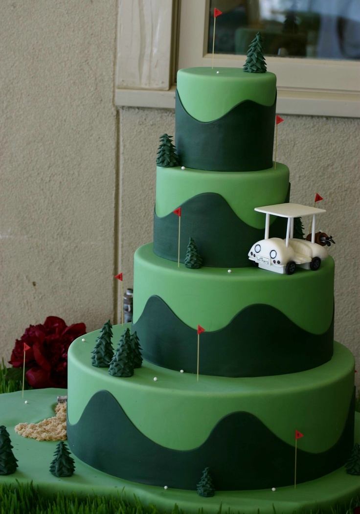 this is awesome for a grooms cake! If my parents renewed their vows...this would be my dad's groomscake