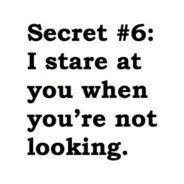Top 30 Secret Crush Quotes #Crush Quotes #Secret                                                                                                                                                                                 More