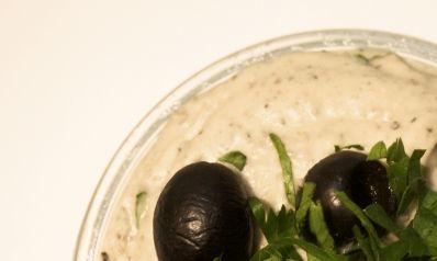 Oliven-Bohnen Aufstrich