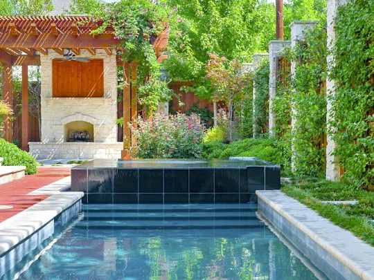 Find This Pin And More On Great Outdoor Spaces: Porches, Patios, Pools, U0026  More! By UpdateDallas.