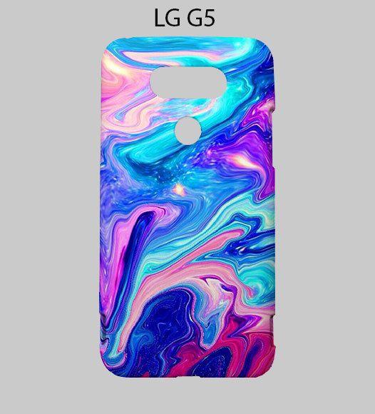 Watercolor Rainbow Paint LG G5 Case Cover