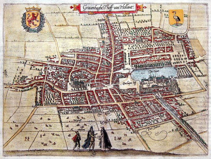 Den Haag 1581 Guiccardini