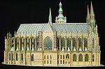 WWW.KONRADUS.COM - FORUM MODELARZY KARTONOWYCH - [galeria] Katedra Św. Wita - Chrám Svatého Víta (Betexa 113)