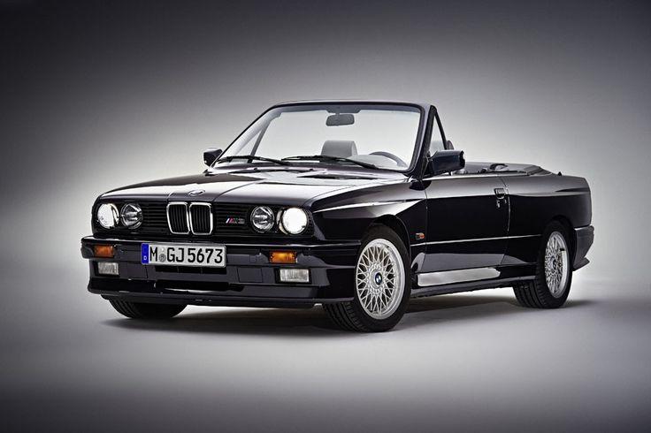 Motorpasión - Todos los BMW M3 Cabrio hasta llegar al M4 Cabrio