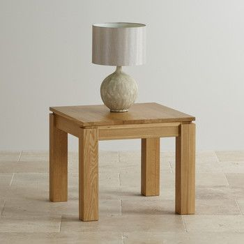 Galway Natural Solid Oak Coffee / Side Table