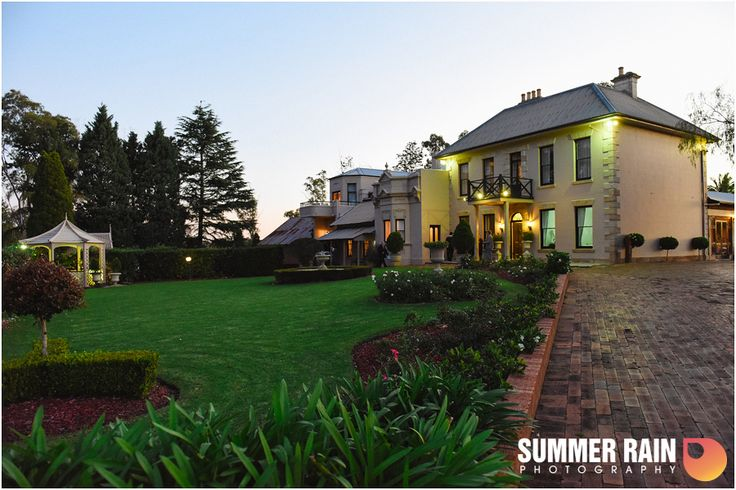 Our beautiful heritage home as shot by Summer Rain Photography | A beautiful wedding venue! | Garden wedding