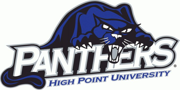 High Point Panthers, NCAA Division I/Big South Conference, High Point, North Carolina