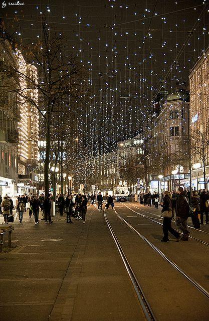 Holidays in Zurich, Switzerland