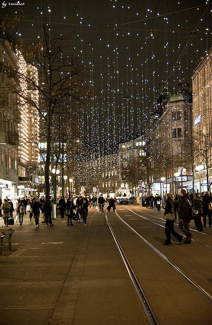 Holidays in Zurich, Switzerland