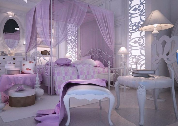 Romantic Bedroom Design & Decor by Kelly Ann. Description from uk.pinterest.com. I searched for this on bing.com/images