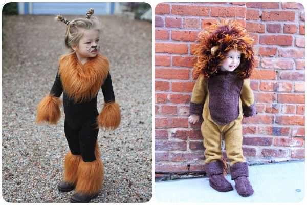 Disfraces de animales para ninos