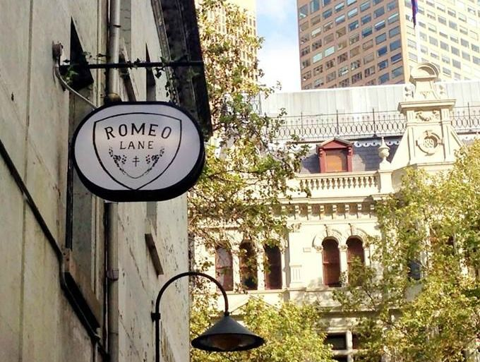 Romeo Lane | 1 Crossley St Melbourne