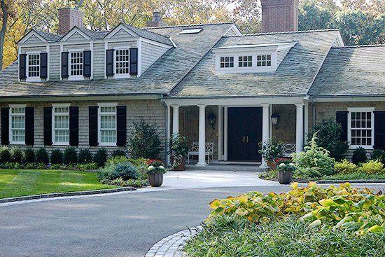 Cape Cod-Style Home Ideas | Cape cod house renovation | Cape