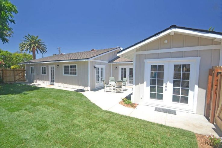 Santa Barbara House Near Beach - vacation rental in Santa Barbara, California. View more: #SantaBarbaraCaliforniaVacationRentals