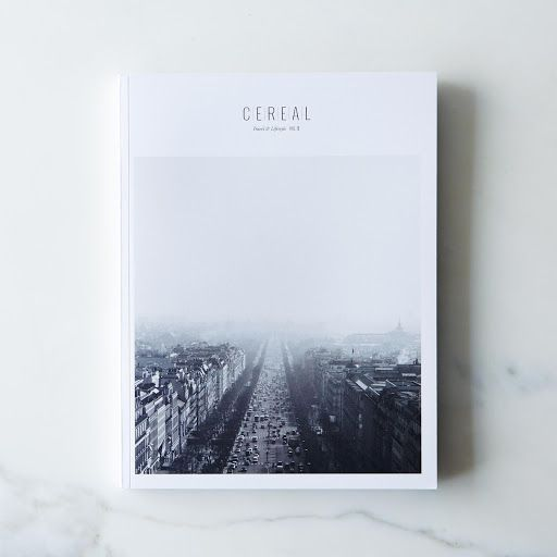 Cereal Magazine, Volume 5 on Provisions by Food52