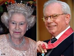 David Starkey was appointed Commander Of The Order Of The British Empire CBE in the queens birthday honours list in  2007