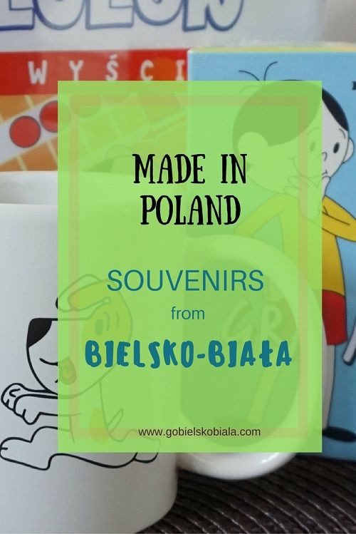 Souvenirs from Bielsko-Biala in Poland! If you are visiting a beautiful city of Bielsko-Biala and looking for a typical gift, visit our website for inspiration.