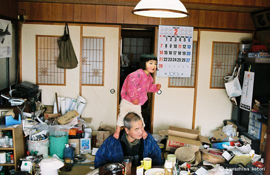 """Mirai chan""  Photography by Kotori Kawashima"