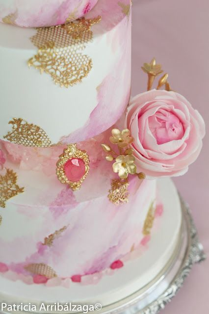 Curso de tartas de boda