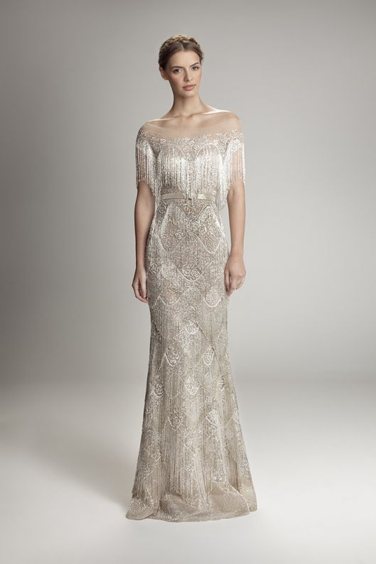 Vintage Art Deco Plus Size Wedding Dresses Fashion Dresses