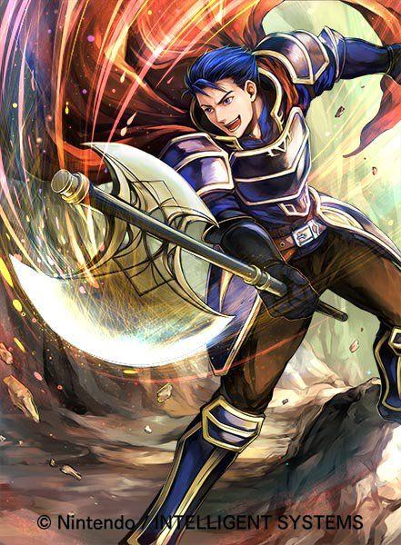 Hector - Fire Emblem