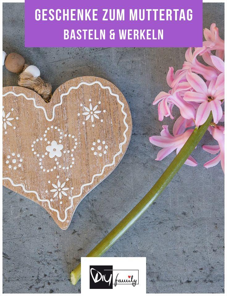 Geschenkideen zum Muttertag – Die 7 schönsten Kreationen #diy, #mothersday, #muttertag, #creative, #handmade,