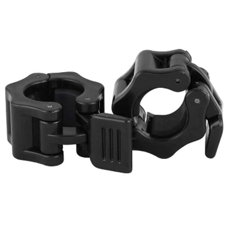 Diameter 28mm Barbell Quick Lock Buckle Gym Kit Weight Lifting Lightweight Portable Plastic Material Durable Ant  2pcs/lot