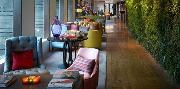 SEVVA Lounge