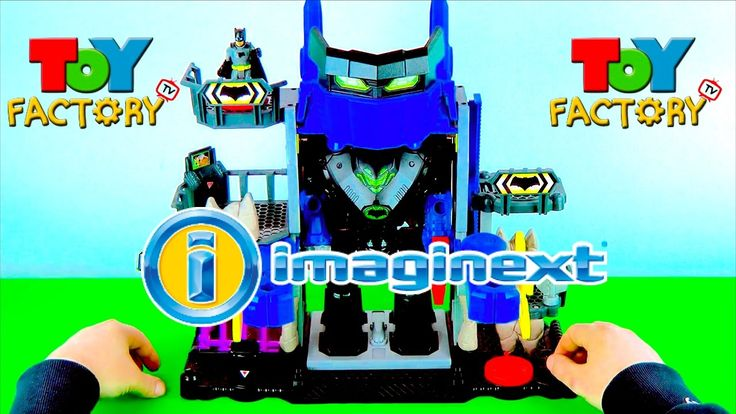 Best imaginext Robo Bat Cave play set Video for kids in English In this video we take a look at the amazing Robo-Bat Cave play set by imaginext. This super awesome transforming play set has lots of really cool features a jail for the bad guys 3 awesome power pads and a super cool Robo-Bat which Batman can use against the bad guys. DC comics Batman Robin Superman Lex Luthor Penguin Joker Bane Poison Ivy Mr Freeze Cat Woman Bat Girl Green Lantern Hawk Man Super Dog can all be used with this…