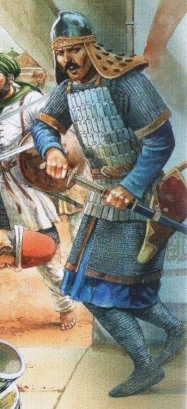 Seljuk Guardsman