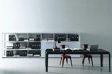 Elemental Elegance: Minimalist Office Interior Designs | Home and Interior Design Ideas