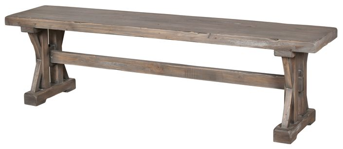 Furniture : Chairs + Stools, Chateau Bench from Urban Barn to complement your style.