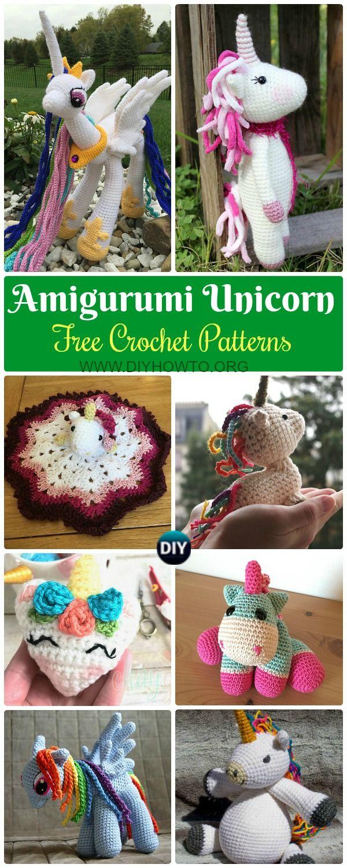 Baby unicorn amigurumi pattern - Amigurumi Today | 1500x600