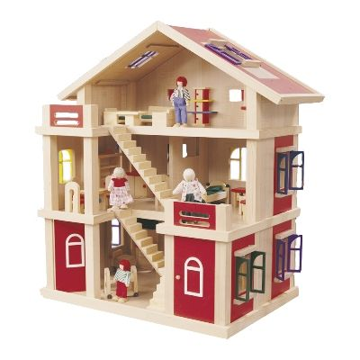 31 best dollhouses images on pinterest dollhouses doll houses and play houses. Black Bedroom Furniture Sets. Home Design Ideas