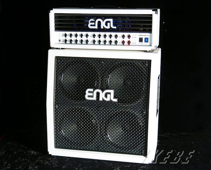 Engl Invader 150 Pro Cabinet 4x12 V30 Slanted White