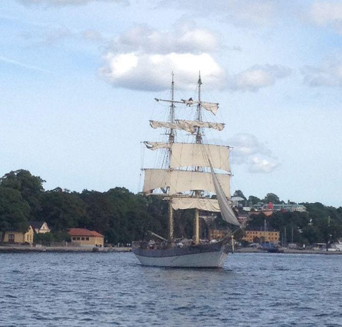Stockholm August 2013