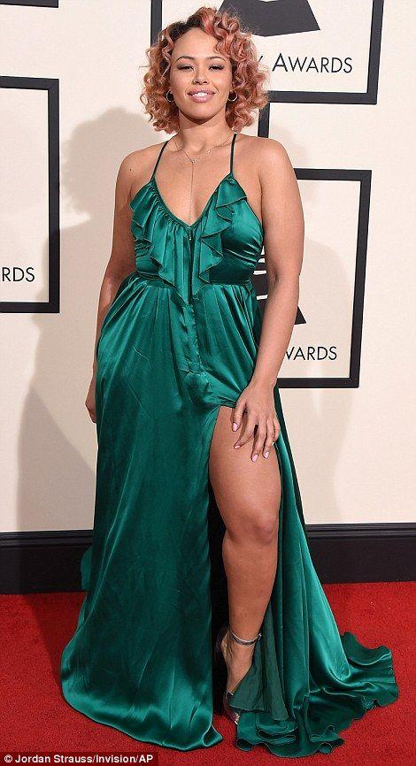 Grammys 2016 - Elle Varner